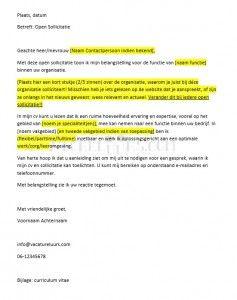 motivatiebrief ikea Motivatiebrief Voorbeeld Retail   Lettre De Motivation