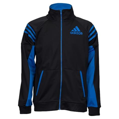 adidas League Track Jacket Boys' Grade School at Champs