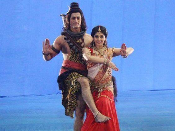 Mohit Raina Rating Parvati: Mohit Raina-Sonarika Bhadoria As Shiv-Parvati (Devon Ke