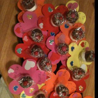 Kiki's valentine's for school friends :)