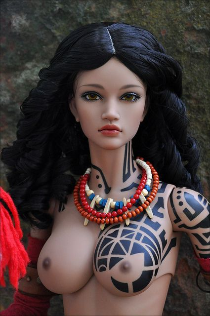 Asherah by Ashbet, via Flickr: