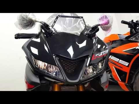 New Yamaha R15 155cc R15 V3 Dd New Colours Racing Black New