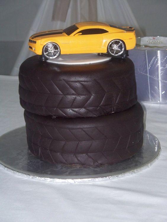 Racing Car Cake Designs Fondant Covered Car Cake Ideas