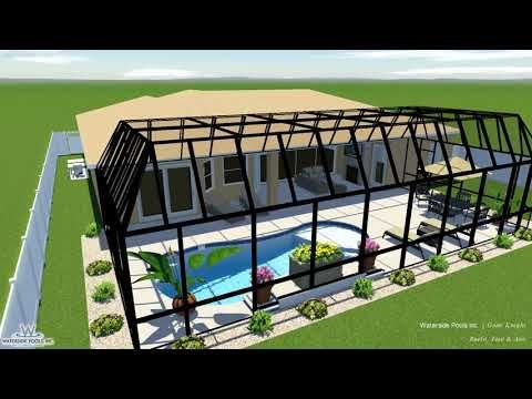 Vip3d 3d Swimming Pool Design Software Youtube With Images