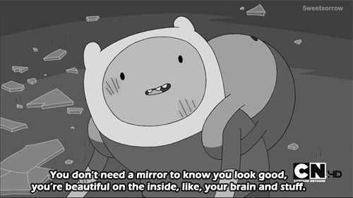 7 serious life lessons from adventure time