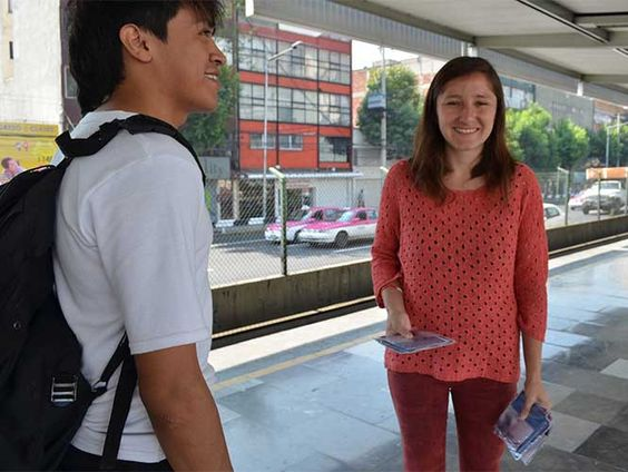 Vagoneros en el Metro: 'No es un juego; te pueden matar'