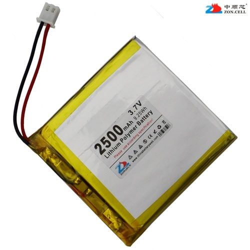In The 2500mah 585757 Core Mobile Speakers Navigator 3 7v Polymer Lithium Ion Battery 506060 Rechargeable Li Ion Cell Attention Valid Discount 47 Buy