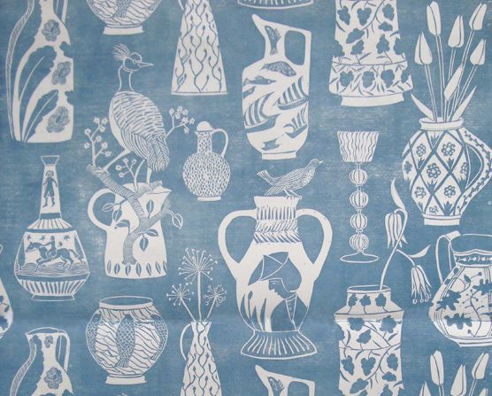 fabulous wall paper by Hamilton Weston