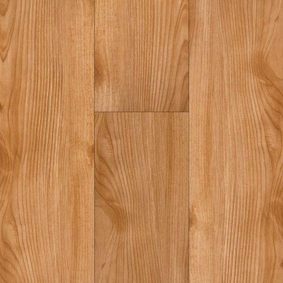 Best To Worst Rating 13 Basement Flooring Ideas: 2mm Kane County Oak Resilient Vinyl Flooring - Tranquility