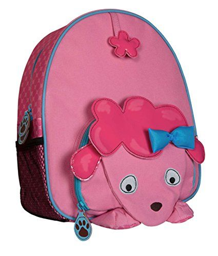 C.R. Gibson Toddler Backpack, Poodle C.R. Gibson http://smile.amazon.com/dp/B00K30VX7G/ref=cm_sw_r_pi_dp_XY6Utb0HAMQF25SH