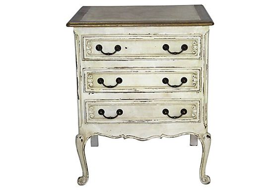 HOME DECOR – FURNITURE – DRESSER – French Provençal-Style Side Table on OneKingsLane.com