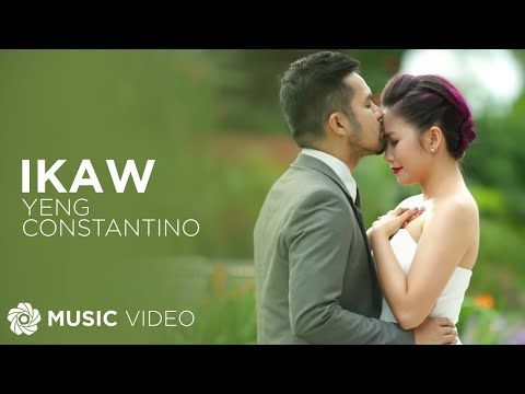Ikaw Yeng Constantino Music Video Youtube In 2020 Youtube Videos Music Music Videos Music