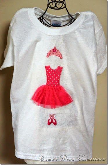 decorate a shirt
