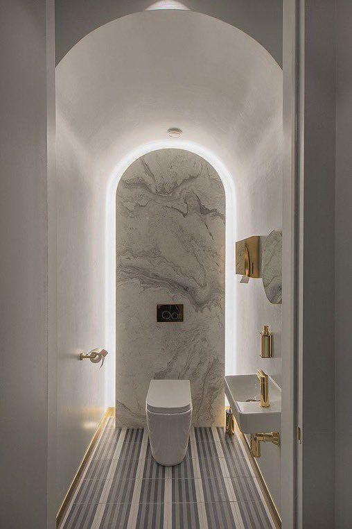 Pattern نــــمــــط On Twitter In 2021 Minimalist Bathroom Design Minimalist Bathroom Small Toilet