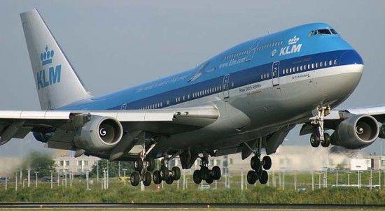 KLM Airlines 1 550x302 KLM Airlines Brasil   Telefone Rio de Janeiro