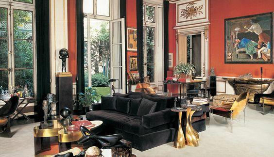 Henri Samuel apartment