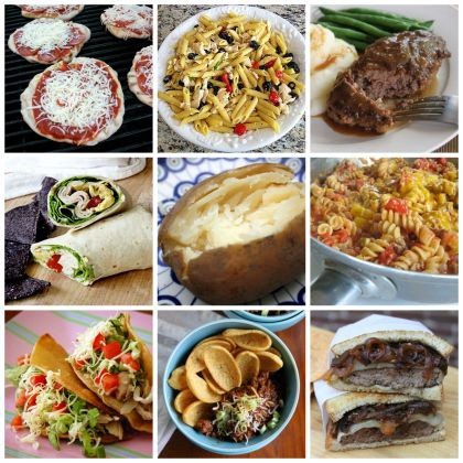 Meals in Minutes: 20 Quick and Easy Dinner Recipes | Spoonful #dinner #ideas