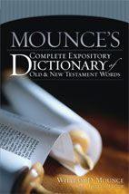 Mounce's Complete Expository Dictionary of Old and New Testament Words: Complete Expository, Books Worth Reading, Books To Purchase, Books Online, Ebooks Christianity, Expository Dictionary