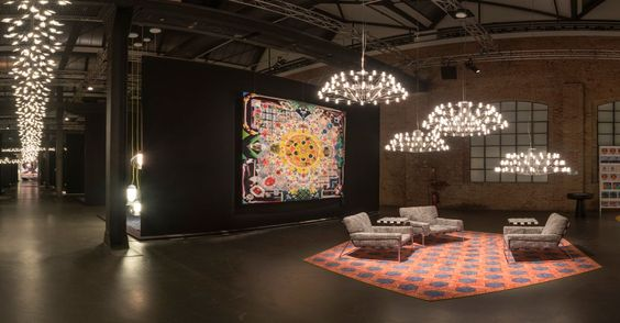 360 panorama new collection presentation Salone del Mobile 2015 | Moooi.com