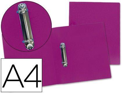 Carpeta Beautone de 2 anillas mixtas 25 mm Din-A4