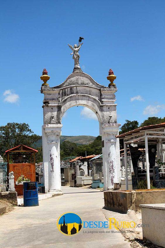 Cementerio Municipal de Rubio