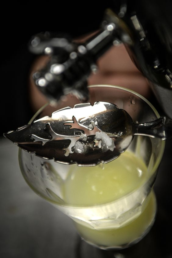 L'absinthe bio bretonne de Julien Fanny #AwenNature