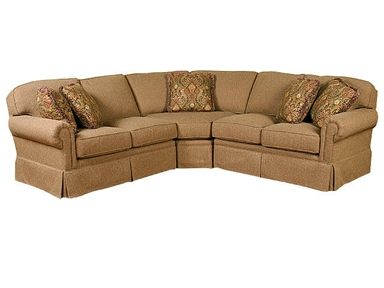 Shop for King Hickory Bentley Fabric Sectional, 4400-SECT-F, and other Living Room Sectionals at Horton's Furniture in Wichita, KS.
