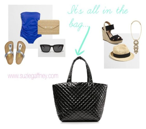 It's all in the bag... by sgaffney on Polyvore featuring Birkenstock, Stella & Dot, J.Crew, Carryonbag, birkenstocks and mzwallace: