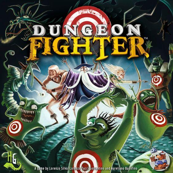 Dungeon Fighter (Neuauflage) | Brettspielbote