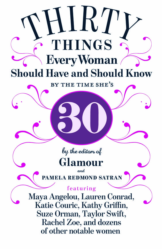 30 things every woman should have and should know by 30