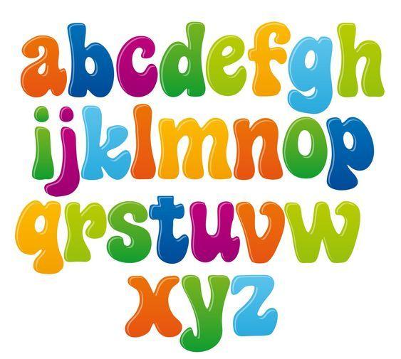 Letras Bonitas Para Carteles Cursiva