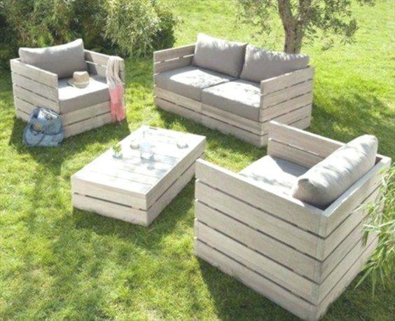Gartenmobel Aus Paletten Palettenmobel Mobel Aus Europaletten Lou Aus Euro Pallet Patio Furniture Pallet Furniture Outdoor Pallet Garden Furniture