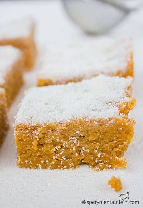 Dynia Na Slodko Bezglutenowe Ciasto Z Dyni Bez Pieczenia Recipe Pumpkin Fudge Fudge Recipes Fudge