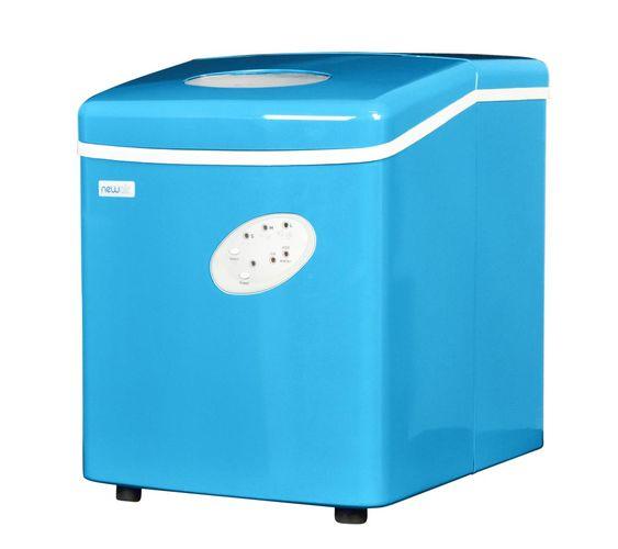 Newair Ai 100cb Portable Blue Ice Maker Portable Ice Maker Ice Maker Portable