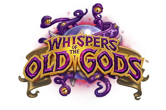 Logo: Whispers of the Old Gods Artist: Blizzard Entertainment