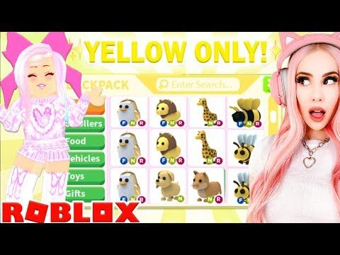 I Tried The One Color Neon Pet Challenge In Adopt Me One Color Challenge Adopt Me Youtube Adoption Science For Kids One Color