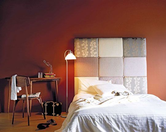 Get Fresh With Blue Tiles Diy Headboards The Head And