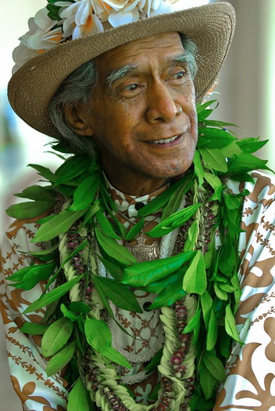 "Naope, who is credited with reviving the art of male hula, co-founded the Merrie Monarch Festival in 1963 with Dorothy ""Auntie Dottie"" Thompson."