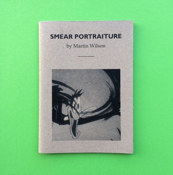 Image of Smear Portraiture Zine