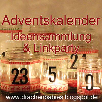Advent, Adventskalender, calendar, Ideensammlung, Ideen, kreativ,