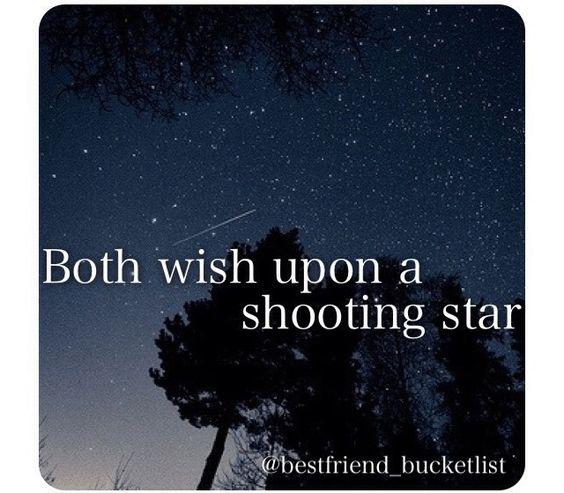 Shooting Stars ☄