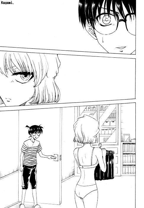 カガミ 5kagami neko5 さんの漫画 257作目 ツイコミ 仮 漫画 描画レッスン 漫画 画像