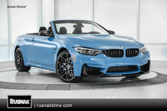 Convertible 2018 Bmw M4 Convertible With 2 Door In Thousand Oaks Ca 91362 Bmw Bmw M4 Convertible