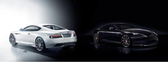 Aston Martin DB9 Carbon Black y White, dos sabores para Ginebra - http://www.actualidadmotor.com/2014/03/02/aston-martin-db9-carbon-black-y-white-dos-sabores-para-ginebra/