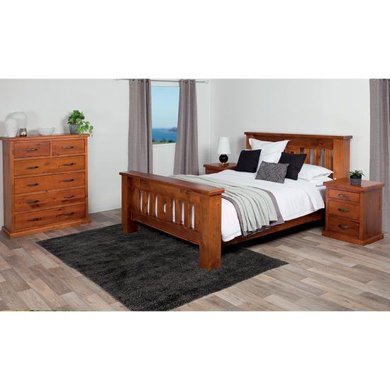Settler 4 Piece Queen Bedroom Set Bedroom Sets Queen Bedroom Set Queen Bedroom