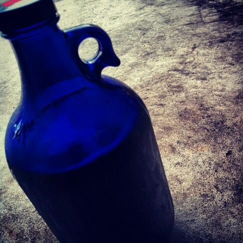 Cobalt blue #beer #growler www.DecoPrintChattanooga. com
