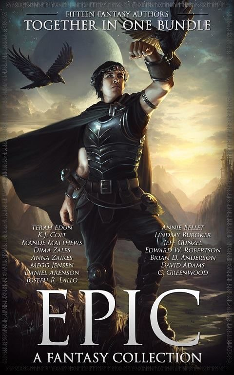 EPIC: Fourteen Books Of Fantasy The freshest voices in fantasy! -