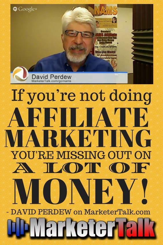 Affiliate Superstar Episode 001: Affiliate Marketing Rocks! With Sterling Valentine And David Perdew | MarketerTalk With Sterling Valentine