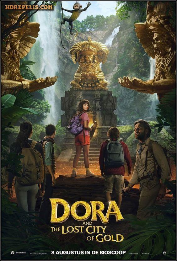 Dora And The Lost City Of Gold 2019 Dora Y La Ciudad Perdida Doraandthelostcityofgold Doraylaciudadperdida Pelicula Completa Online Aventura Co 2 Tahun