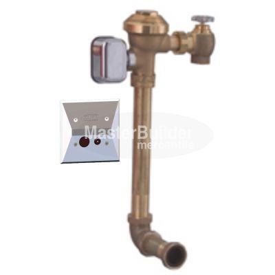 Zurn ZEMS6152AV-WS1 1.6 GPF Hardwired Concealed Sensor Flush Valve for Water Closets